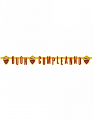 Roma™ girlang buon compleanno 250x15 cm