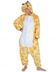 Giraffdräkt vuxen