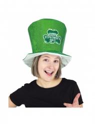 Happy St. Patrick´s Day grön hatt vuxen