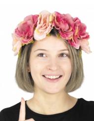 Hippie blomsterkrans vuxen