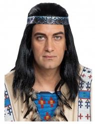Winnetou™ vuxenperuk