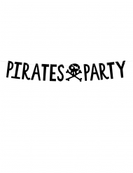 Pappgirlang pirate party 14x100 cm