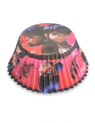 50 Ladybug™ muffinsformar 7 cm