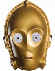 C3PO™ klassisk mask vuxen