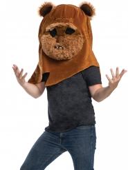 Ewok™ maskotmask vuxen