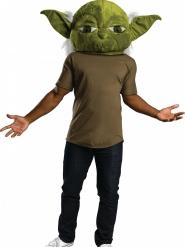 Yoda™ maskot vuxenmask