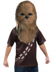 Chewbacca™ maskot vuxenmask