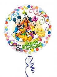 Musse och vänner™ aluminiumballong 43 cm