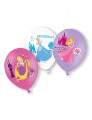 6 Disney Princesses™ latexballonger 28 cm