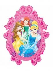 Disney Princesses™ aluminiumballong 63x78 cm
