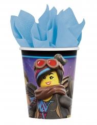 8 Lego-filmen 2™ pappmuggar 266 ml
