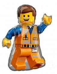 Lego-filmen 2 Emmet™ aluminiumballong 60x81 cm