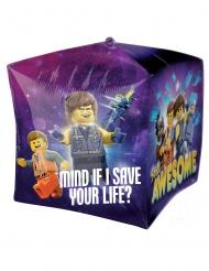 Lego-filmen 2™ aluminiumballong 38x38 cm