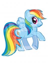 My Little Pony™ Rainbow Dash™ aluminiumballong 71x68 cm