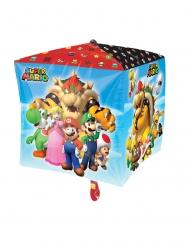 Super Mario Bros™ aluminiumballong 38x38 cm
