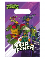 8 Rise of the Teenage Mutant Ninja Turtles™ presentpåsar
