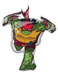Rise of the Teenage Mutant Ninja Turtles Rafael™ aluminiumballong 73x86 cm