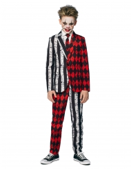 Opposuits™ Mr. Twisted Circus ungdomsdräkt