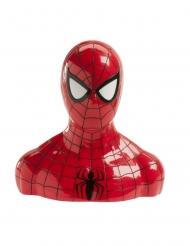 Spiderman™ spargris med godis 10 g