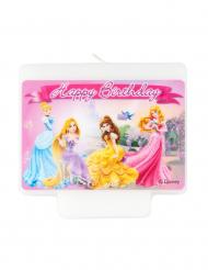 Disney Princesses™ happy birthday födelsedagsljus 9x7 cm
