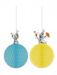 2 Olof™ hängande dekorationer