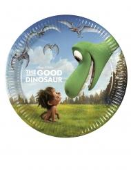 8 Den Gode Dinosaurien™ små tallrikar 20 cm
