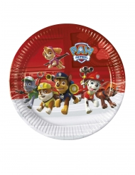 8 PAW Patrol™ Ready for Action™ papptallrikar 23 cm