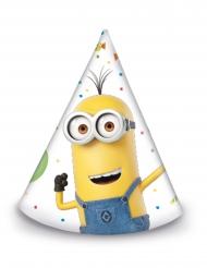 6 Minions Balloons Party™ partyhattar