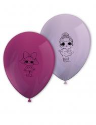 8 LOL Surprise™ latexballonger