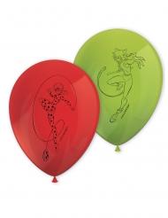 8 Miraculous Ladybug latexballonger
