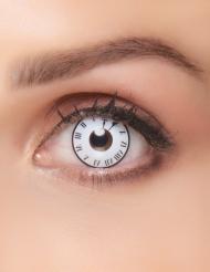 Kontaktlinser med urtavla vuxen