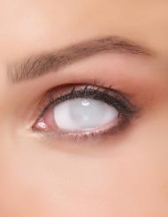 Helvita ögon kontaktlinser vuxen