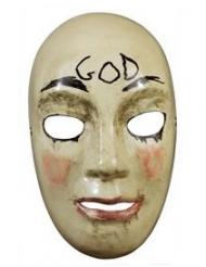 The Purge™ God vuxenmask
