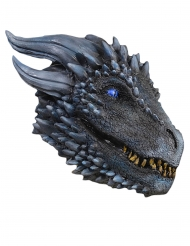 Game of Thrones Viserion™ latexmask vuxen
