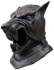 Game of Thrones The Hound™ latexmask vuxen