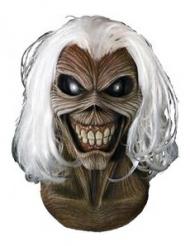 Iron Maiden Killers™ lyxig Eddie-mask vuxen