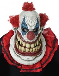 Enorm läskig clownmask