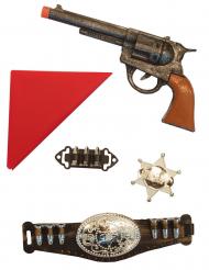 Cowboy-kit i 5 delar barn