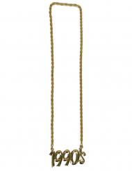 Guldigt halsband 1990 vuxen