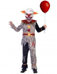 Ond clowndräkt barn