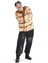 Clown i tvångströja herr