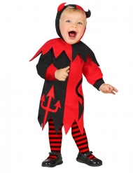 Djävulsdräkt bebis