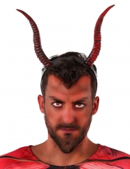 Långa djävulshorn vuxen