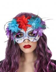 de dödas dag dam-mask