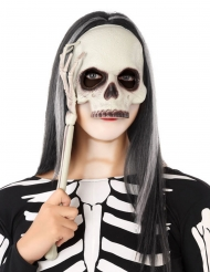 Buren Skelettmask vuxen
