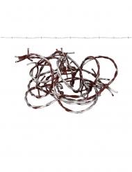 Blod taggtråd 270 cm