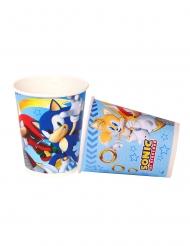8 Sonic™ pappmuggar 220 ml