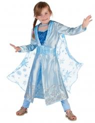 Blå isprinsessdräkt barn