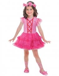 Ballerinan Balka rosa barndräkt