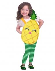Gullig ananas barndräkt